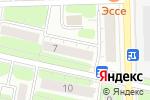 Схема проезда до компании Лазерные машины в Москве