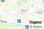 Схема проезда до компании СимЛайт в Москве