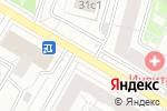 Схема проезда до компании Юнипрес в Москве