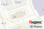 Схема проезда до компании Принтикс в Москве