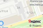 Схема проезда до компании Mellon Rich в Москве