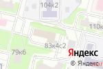Схема проезда до компании TeXtiL в Москве
