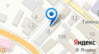 Компания Информационные технологии на карте