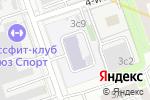 Схема проезда до компании Компания по приему лома в Москве