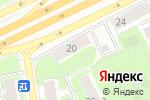 Схема проезда до компании Магазин теплых полов в Москве