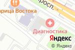 Схема проезда до компании Ruzamoda в Москве