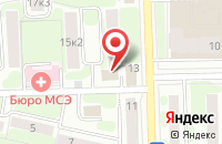 Схема проезда до компании Почтовая Линия в Москве