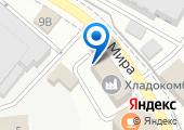 ТАЙСУ-ТБ на карте