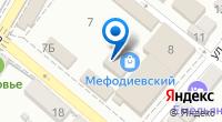 Компания Шторы и карнизы на карте