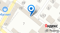 Компания Адель на карте