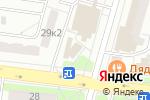 Схема проезда до компании Экономос Экопроект Меркел Групп в Москве