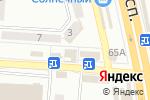 Схема проезда до компании Магазин хлебобулочных изделий в Донецке