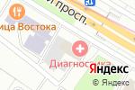 Схема проезда до компании ЦемМаркет в Москве