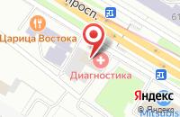 Схема проезда до компании Инфорсер Инжиниринг в Москве