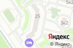 Схема проезда до компании М маркет в Москве
