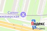 Схема проезда до компании MosBusTrans в Москве