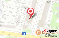 Схема проезда до компании По «Промарматура» в Москве