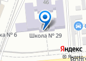 Гимназия №6 на карте