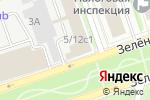 Схема проезда до компании Ф-КАССА в Москве