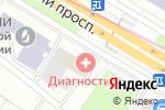 Схема проезда до компании Спецтехника 77 в Москве