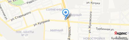 Zimaletto на карте Донецка