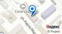 Компания Новохим на карте