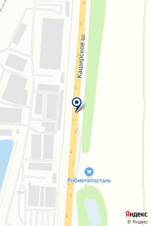 ТФ ДЕКО ЕВРО на карте Видного