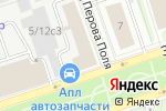 Схема проезда до компании Силан в Москве