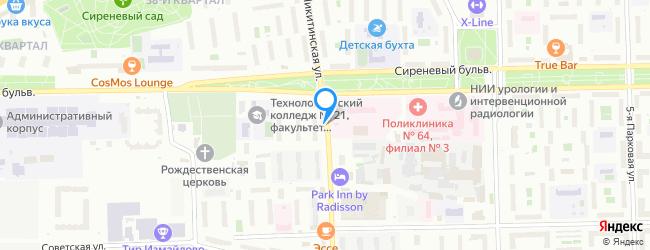 Никитинская улица
