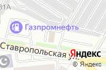 Схема проезда до компании Сауна-Гарант в Москве