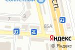 Схема проезда до компании Atlas в Донецке
