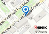 Наша Газета Новороссийск на карте
