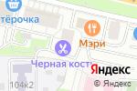Схема проезда до компании Беби шоп в Москве