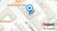 Компания Автоюрист на карте