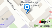 Компания Андромеда 8 на карте