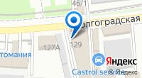 Компания ИНТЕГРАЛ на карте