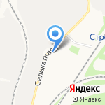 Алекс-М на карте Мытищ