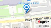 Компания Оригинал-Авто на карте