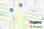Схема проезда до компании Стекло М1 в Москве