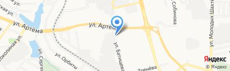Ваш новый дом на карте Донецка