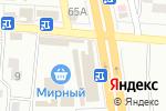 Схема проезда до компании Амаzонка в Донецке