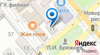 Компания Диалог на карте
