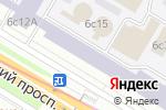 Схема проезда до компании НИИЖБ в Москве