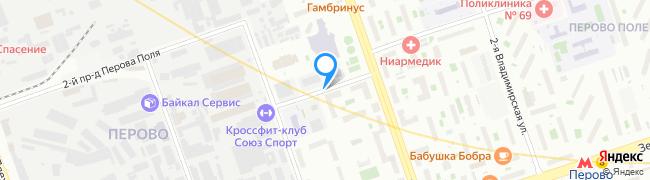 проезд Перова Поля 4-й