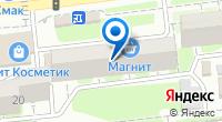 Компания IQ007 на карте