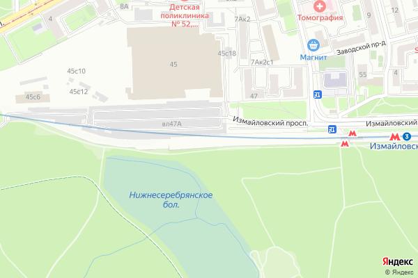 Ремонт телевизоров Восточный административный округ на яндекс карте