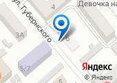 Бюро оценки и экспертизы объектов собственности на карте