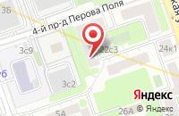 Схема проезда до компании Строй Втк в Москве