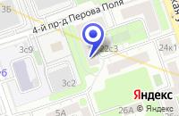 Схема проезда до компании ПРОИЗВОДСТВЕННАЯ КОМПАНИЯ ТЕЛЕКОМПАС в Москве