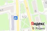 Схема проезда до компании Мамино время в Москве